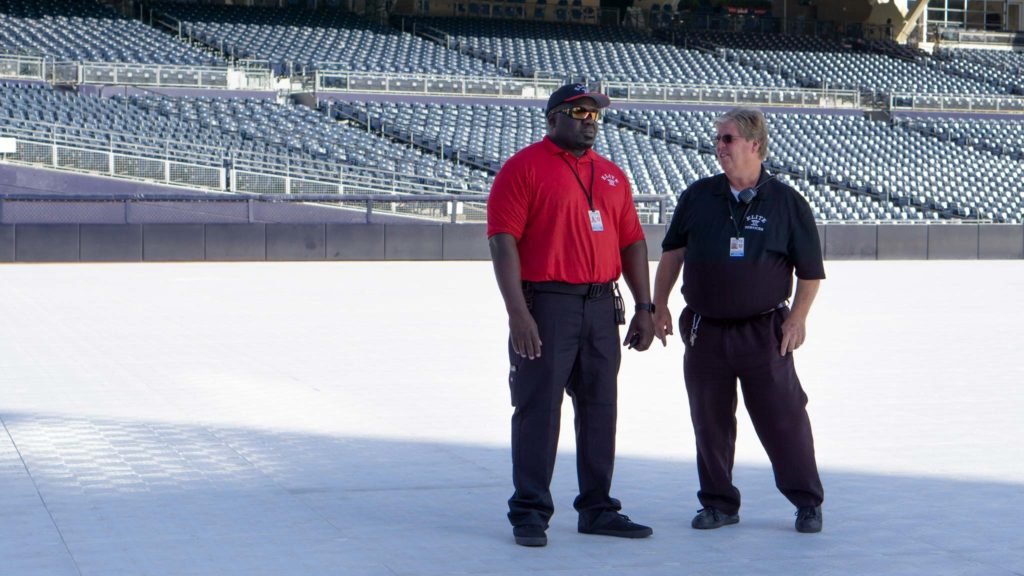 Sports and Entertainment Security Staff