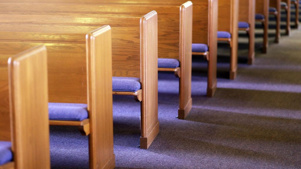 House of Worship benches