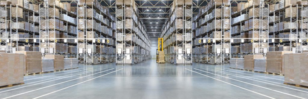 Warehouse Industrial Building