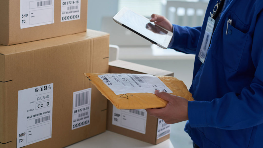 Mailroom Services