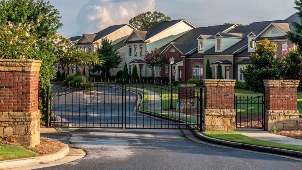 Gated Residential Community